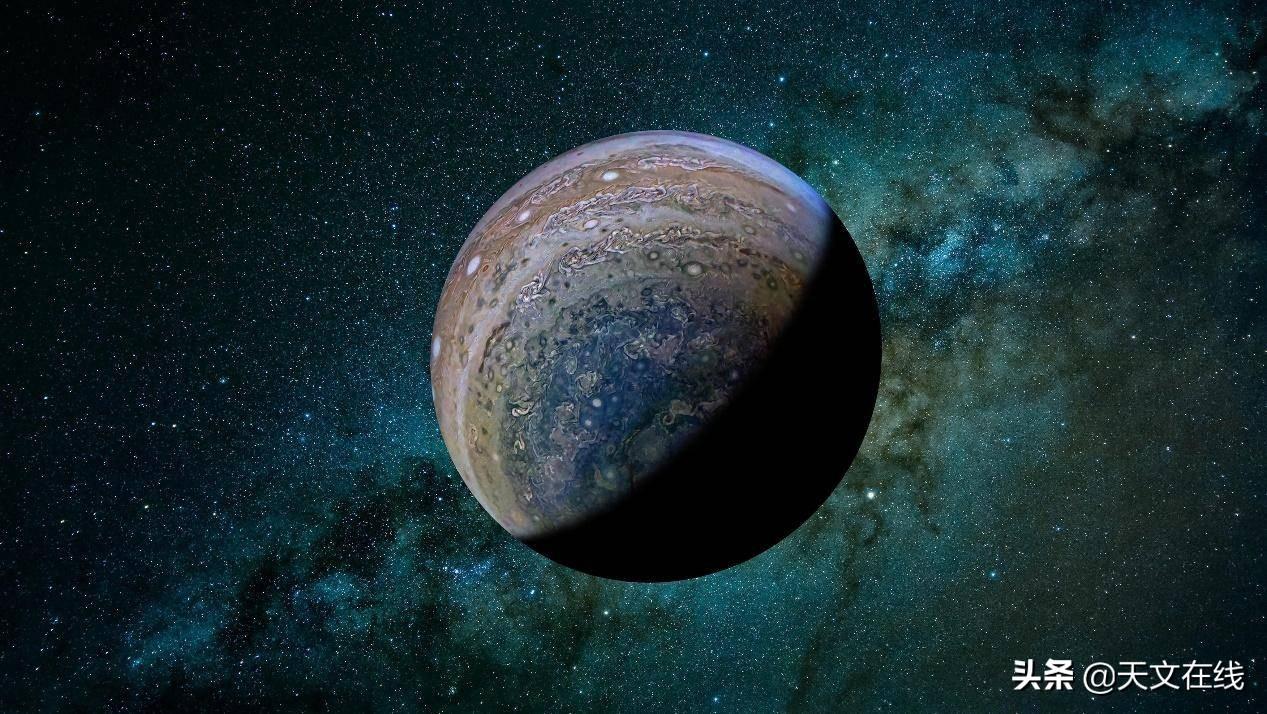 木星究竟有多大?天文学家:1300多个地球才能装下它