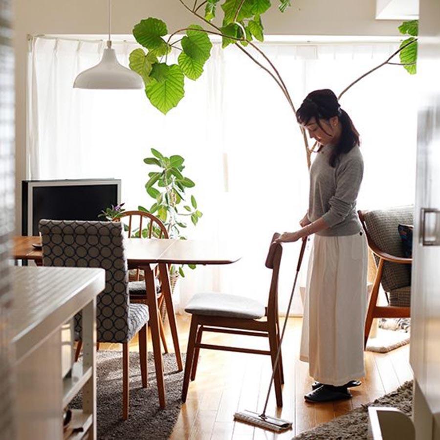 断舍离还不够,减量才是新趋势!丢掉沙发与餐桌,治愈家务疲劳感