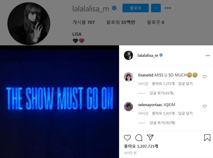 LISA与宣美合作?正式开始预热SOLO出道;泰妍时隔4年出击打歌节目