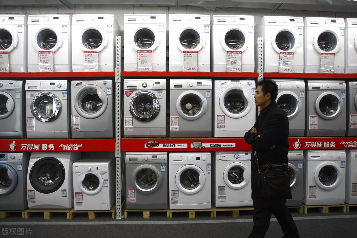 有洗烘一体机,你还买烘干机?