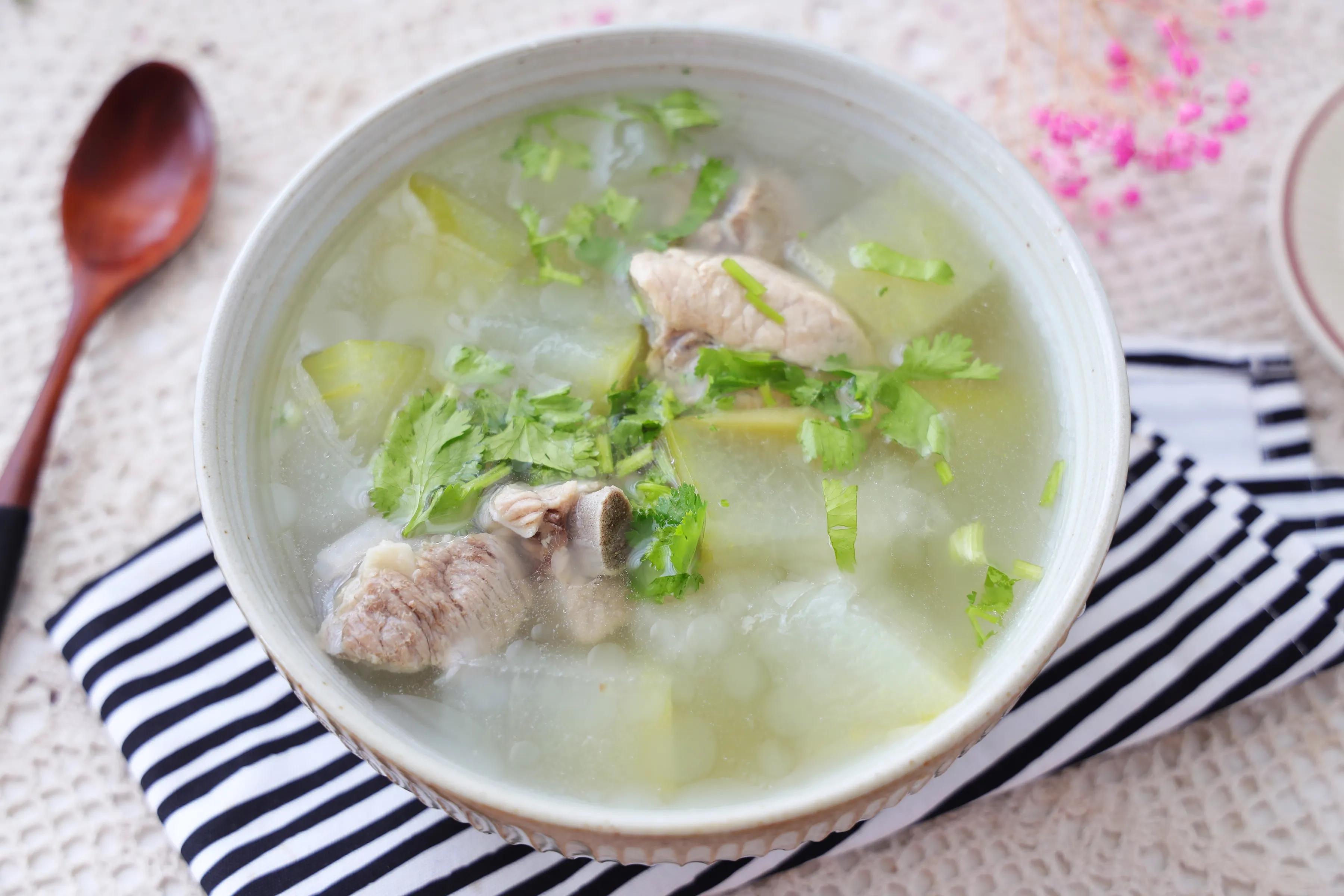 夏天太愛喝這碗湯了,清淡爽口不油膩,還能清熱下火,一定要多喝