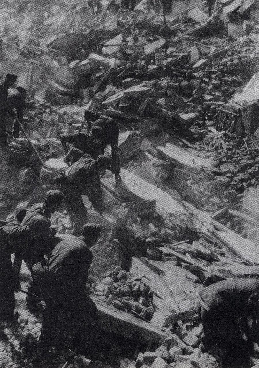 唐山大地震是哪一年,1976年(伤亡达九十多万)-第2张图片-IT新视野