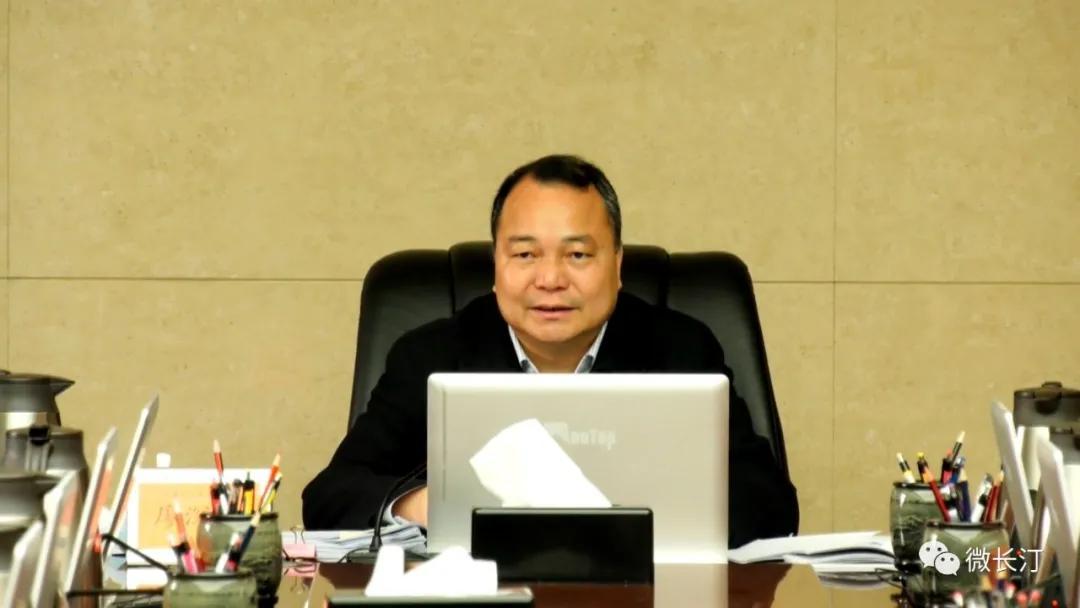 长汀县召开县委常委会会议暨县信访工作联席会议成员会议