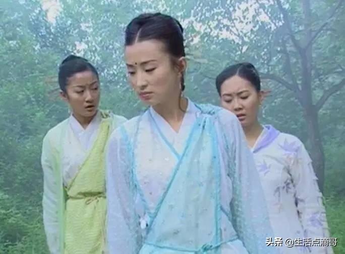 金庸笔下无人敢娶的女人前五名,峨眉一派竟出俩