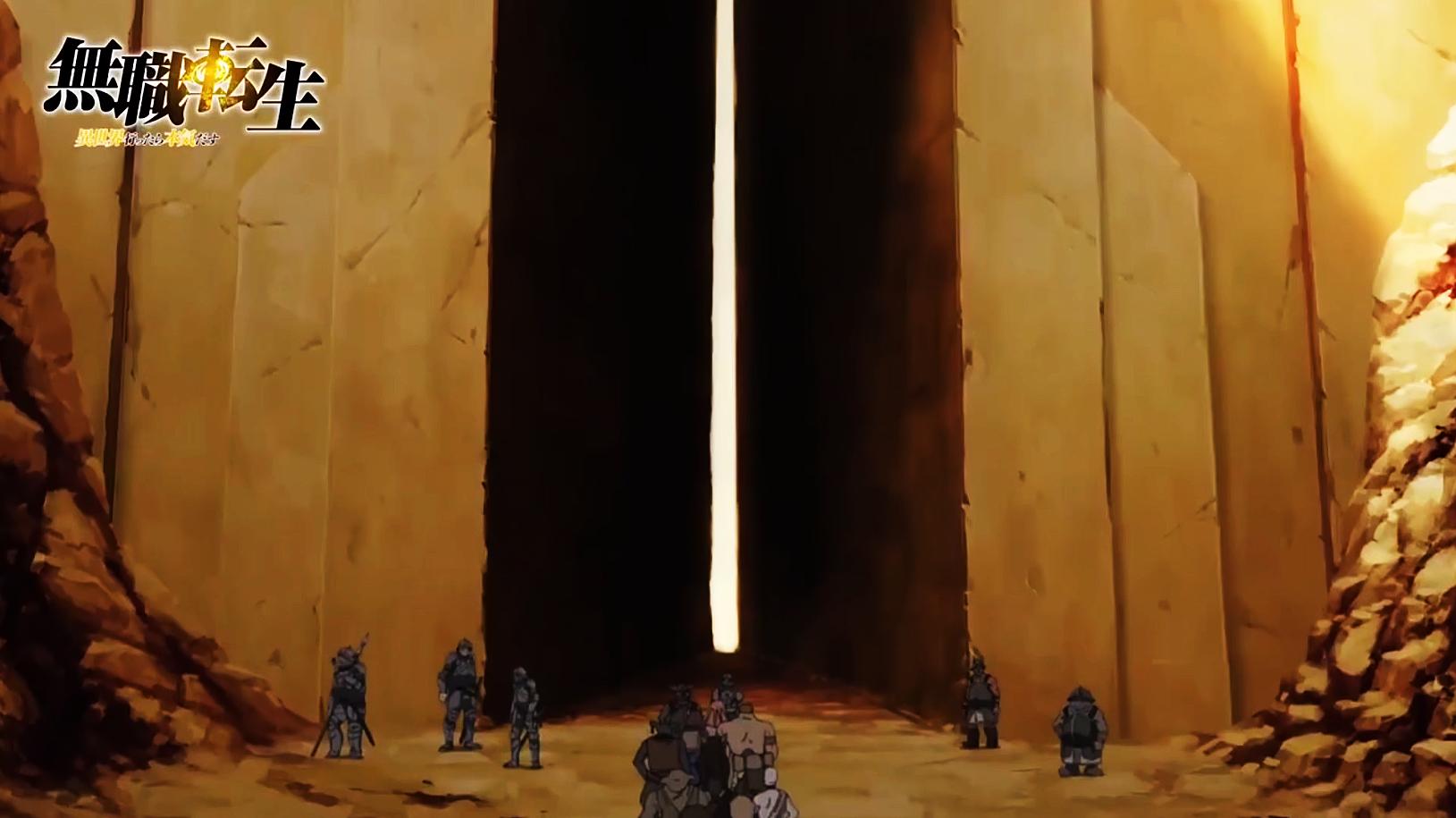 無職轉生第10集情報:魯迪成為冒險者,「死路一條」小隊成立