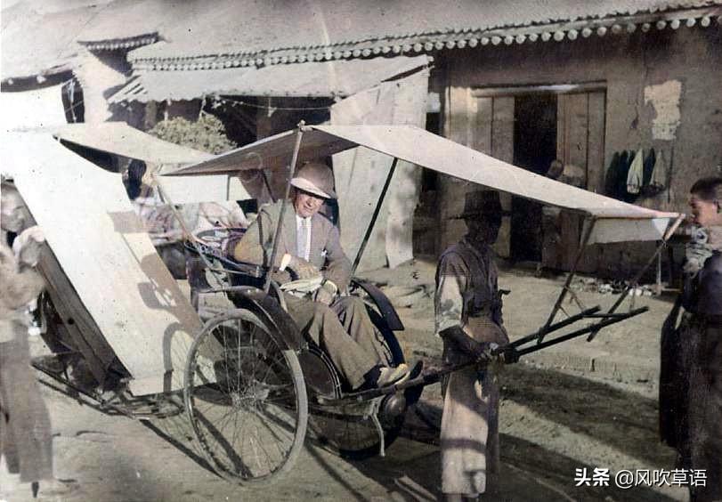 陝西舊影:1933年的古城西安