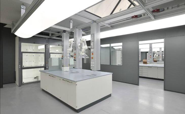 實驗室設計裝修公司選對才省心