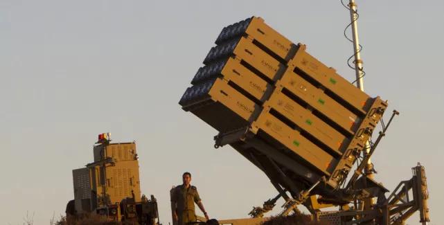 """""""铁穹""""太强悍怎么办?俄罗斯专家放话:简单一招帮哈马斯翻盘"""