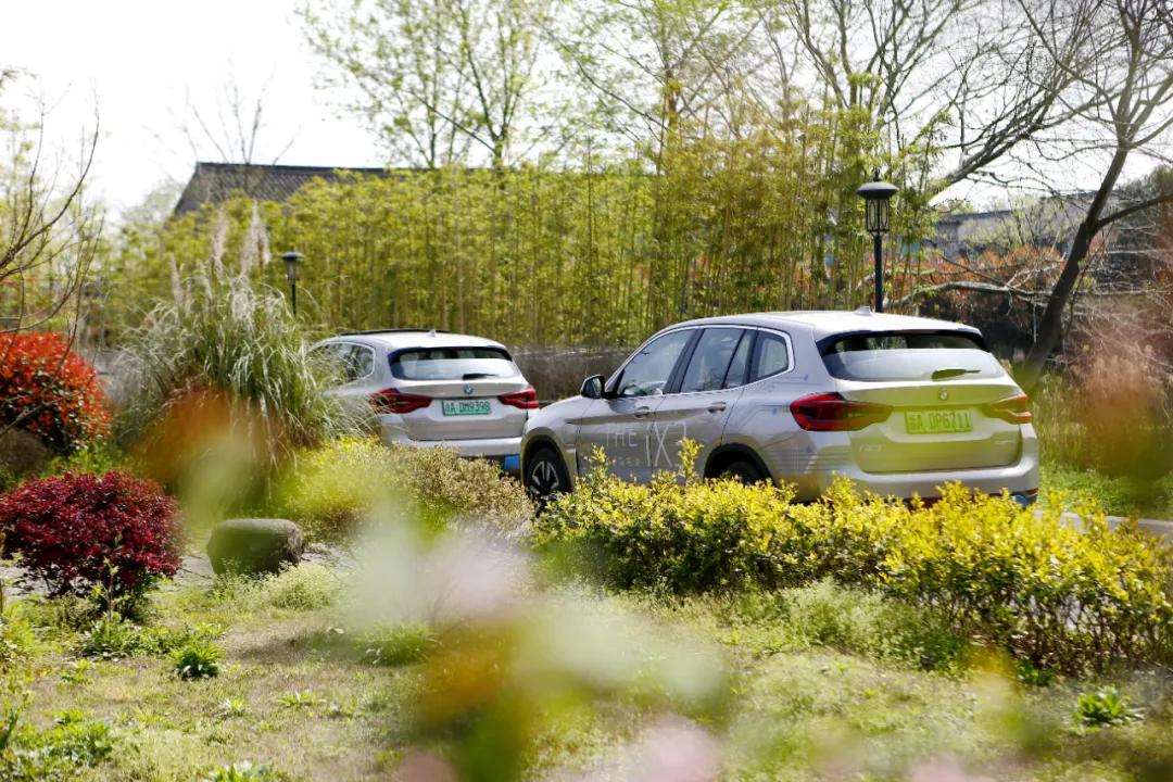 风临无界,御电西溪 创新纯电动BMW iX3试驾品鉴圆满结束