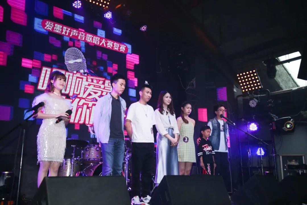"""33强诞生!""""爱墨好声音""""复赛火热上演"""