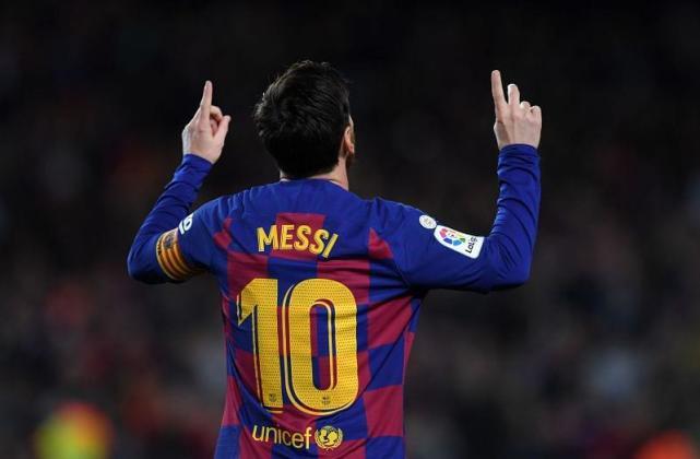 2020年8月FIFA球员实力排名:梅罗前5 第一无可争议