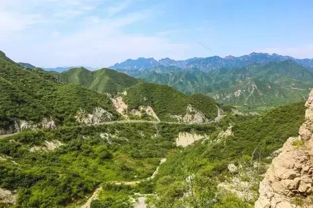 京郊6條絕美自駕/騎行線路,自由與遠方都擁有