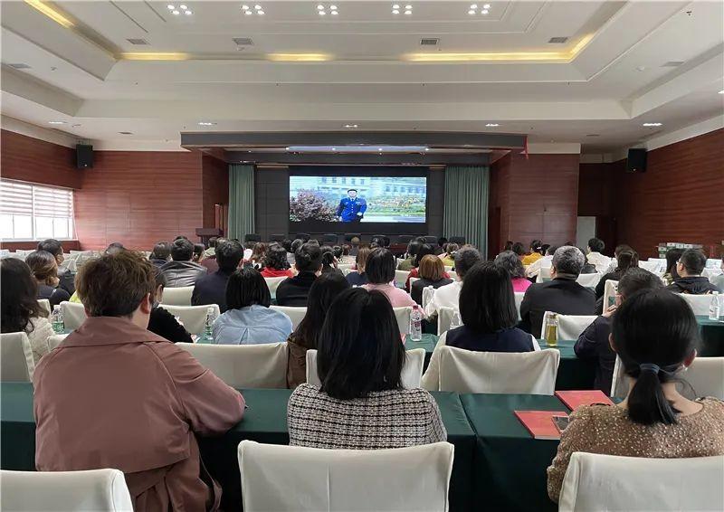 汲取力量 凝聚动力——南充市高坪区人民医院党委组织集中观看《榜样5》