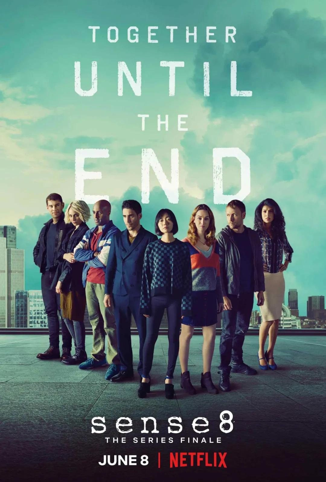 "Netflix高分科幻美剧《超感猎杀》:大尺度""理想国"""