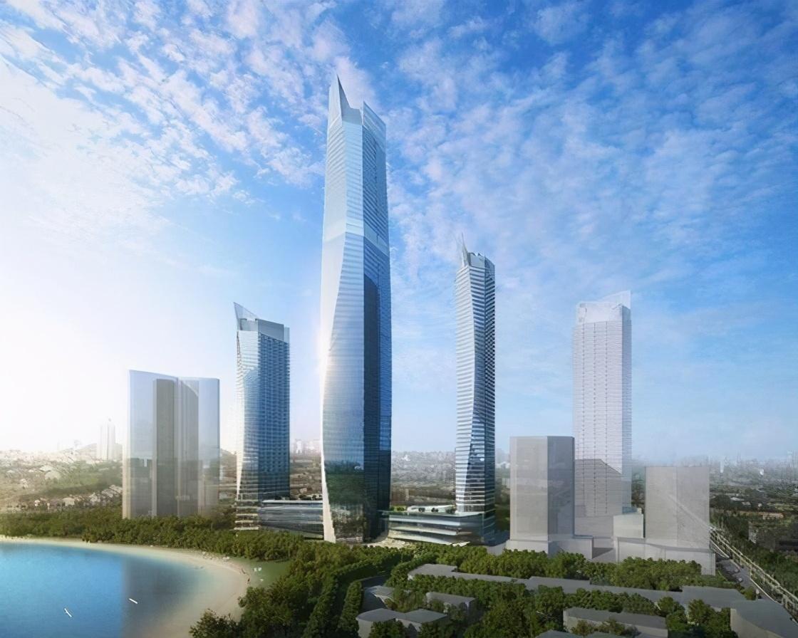 攻下超高层建筑技术难关!山东第一高楼用上海尔磁悬浮空调