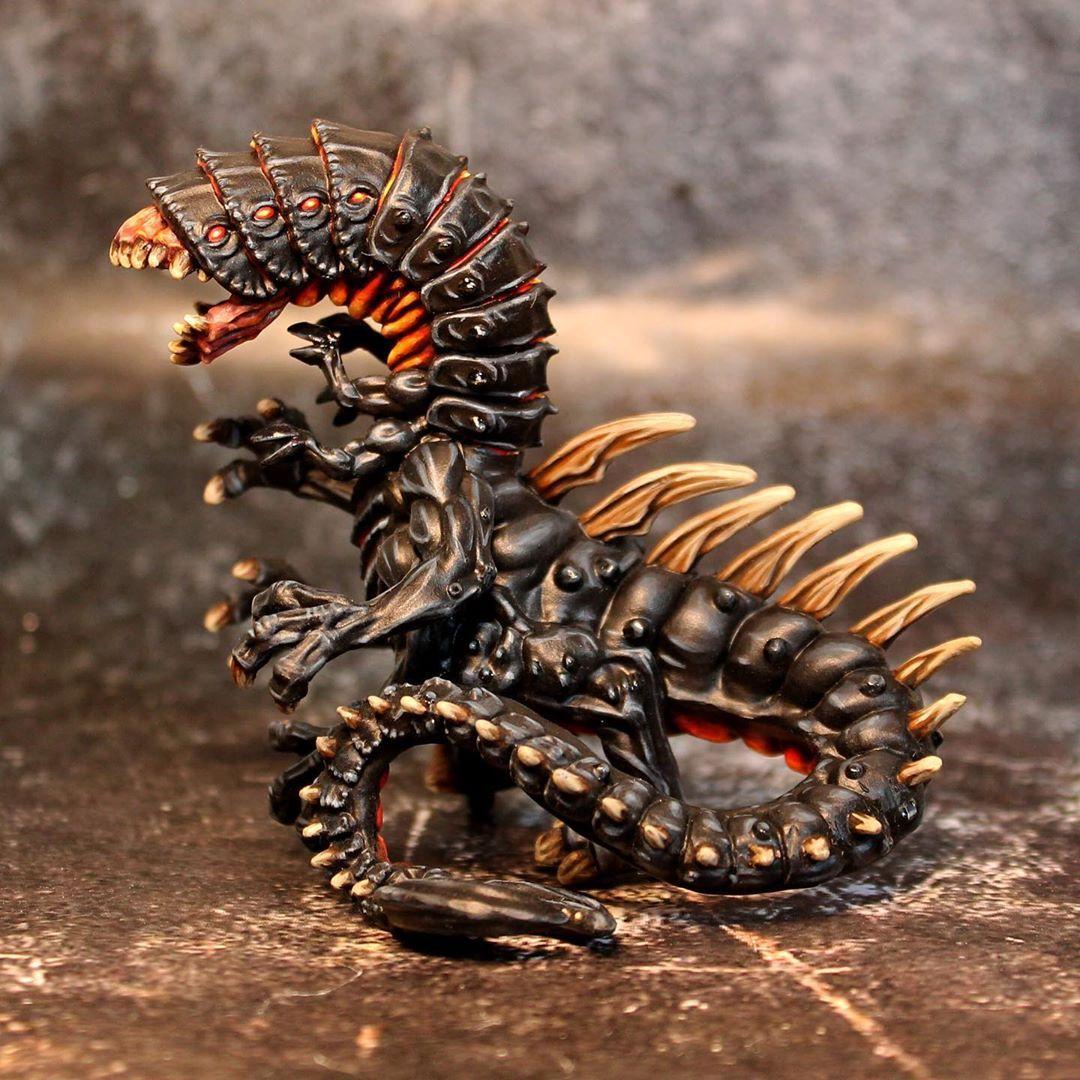 克苏鲁神话生物——罗伊格尔
