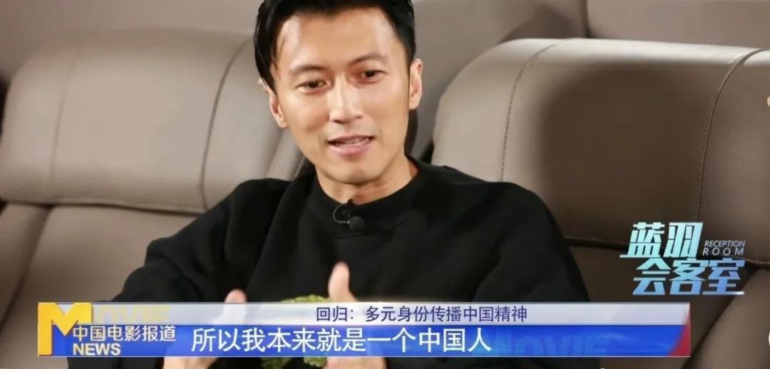 谢霆锋自曝申请退出加拿大籍,本就是中国人,强调宣传中国文化