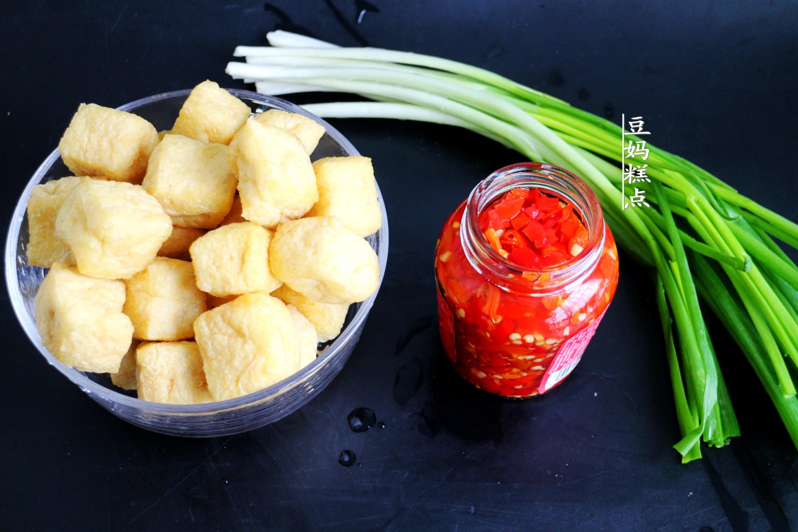 油豆腐泡怎麼炒才好吃? 這樣做,5分鐘上桌,簡單又下飯