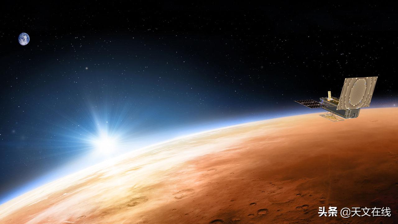 微型恒星追踪器帮助宇宙飞船找到它们的位置