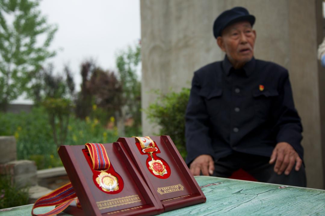 我们不怕苦不怕死!亳州市92岁老兵讲述抗美援朝战斗往事