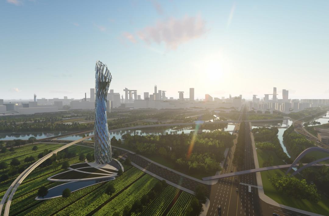 藍天組邯鋼片區永續城市的探索之旅丨自然遺產之城