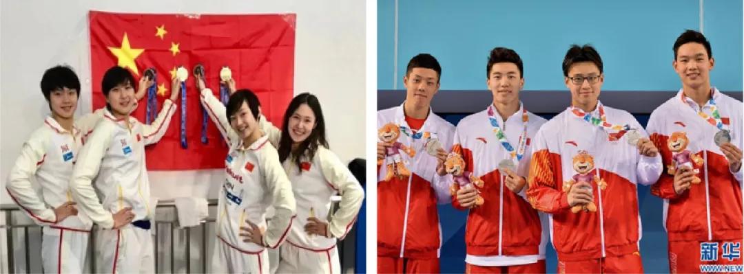 加油!泰华锦业游泳队代表河北省出征第十四届全运会
