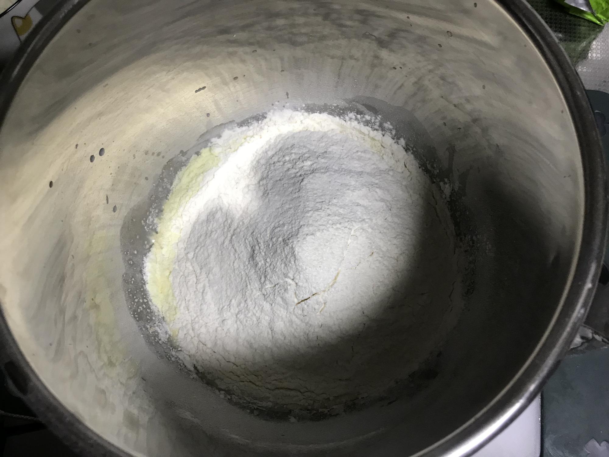 一定要尝试的面包配方,一次发酵,外酥里软,放3天不硬,特解馋