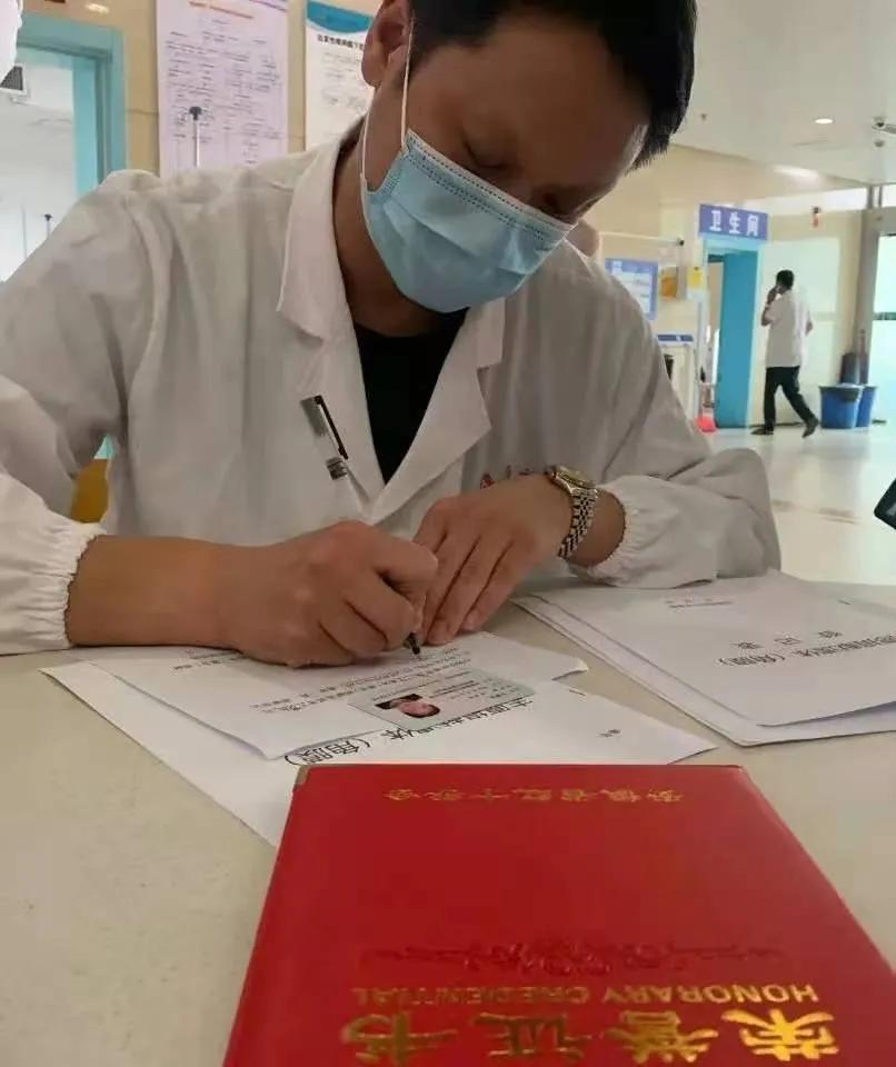 致敬!亳州67岁老人离世后捐献角膜遗体