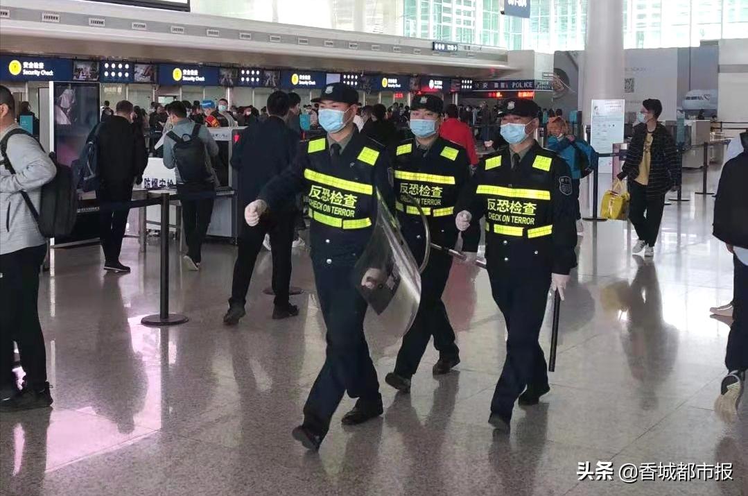 """在国内27家竞标公司中脱颖而出!""""兴安铁卫""""获武汉天河机场认证"""