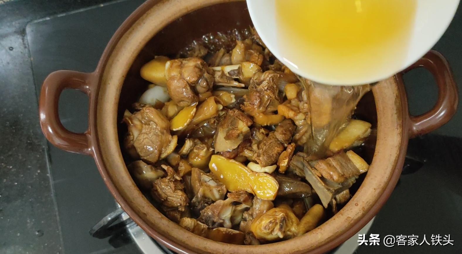 广式麻油鸭,广东人百吃不腻的一道家常菜,喷香不油腻,越吃越爱 美食做法 第6张