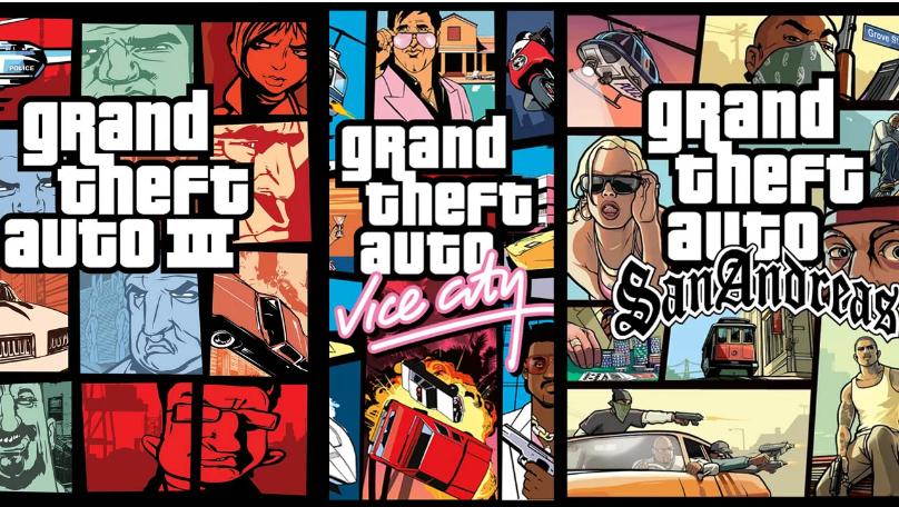消息称 R 星正在开发《GTA》经典三部曲重制版