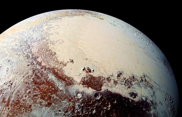 太阳系中那些神秘的地下海洋:木卫二喷涌间歇泉-第5张图片-IT新视野