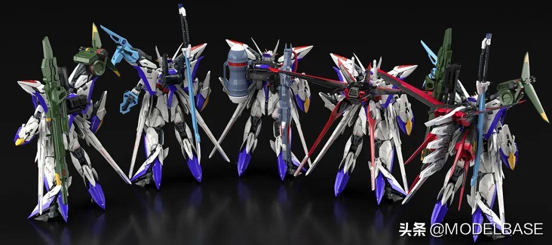 Gundam SEED新企划 外传漫画MG天蚀高达公布