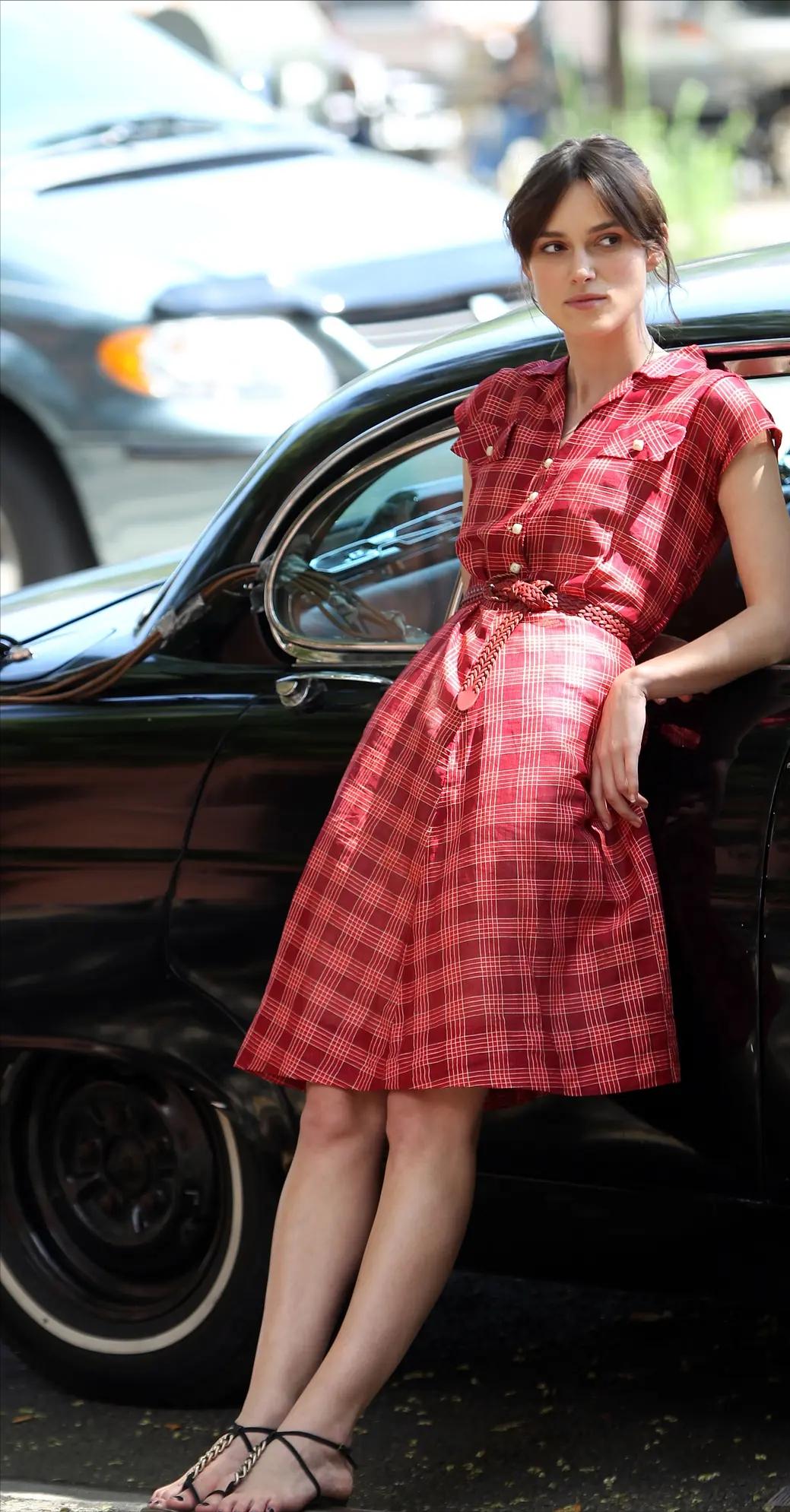 英伦玫瑰凯拉·奈特莉:巅峰时期有多美