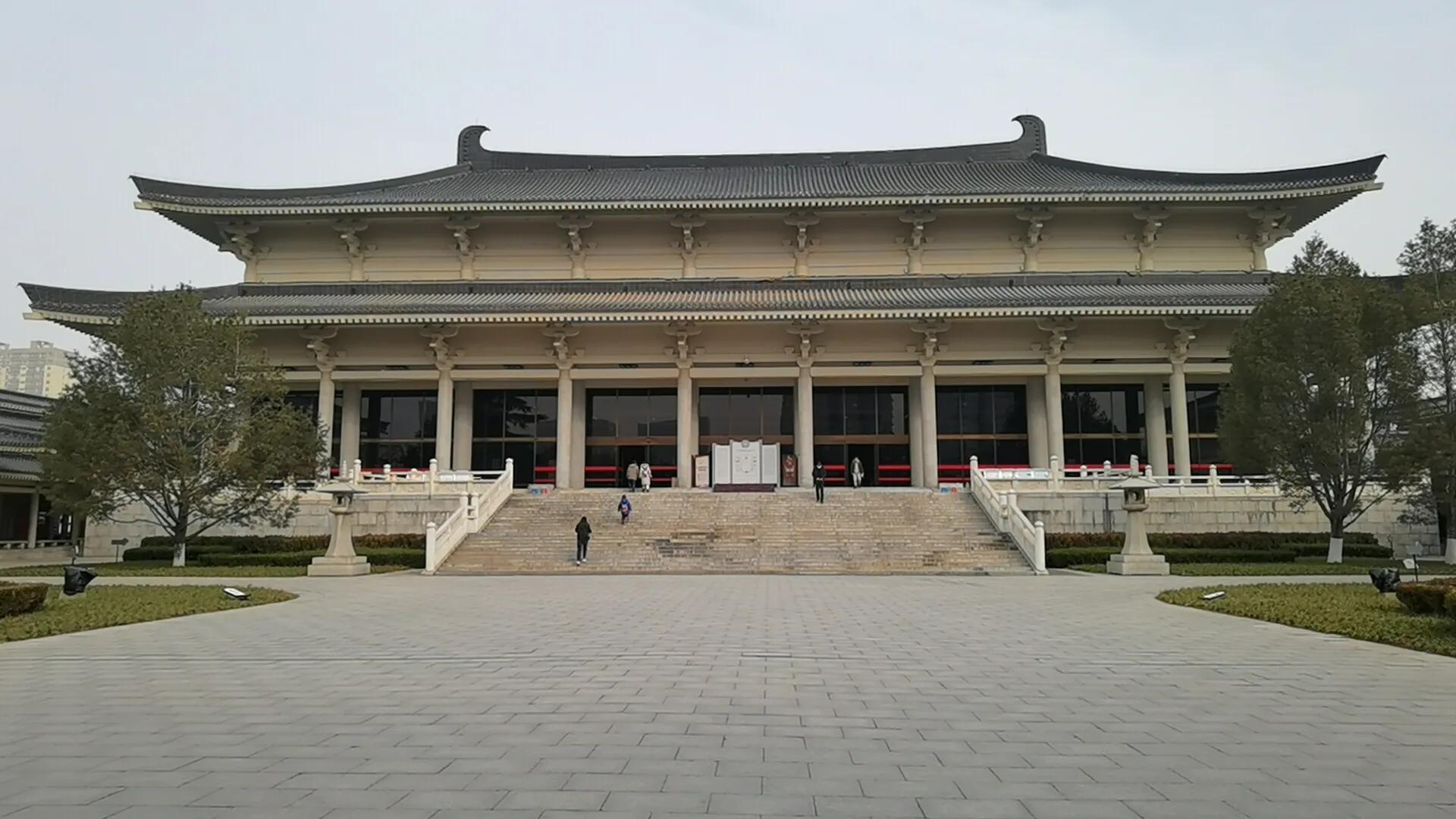西安必去的景点——陕西历史博物馆(2)参观前你一定要了解这些