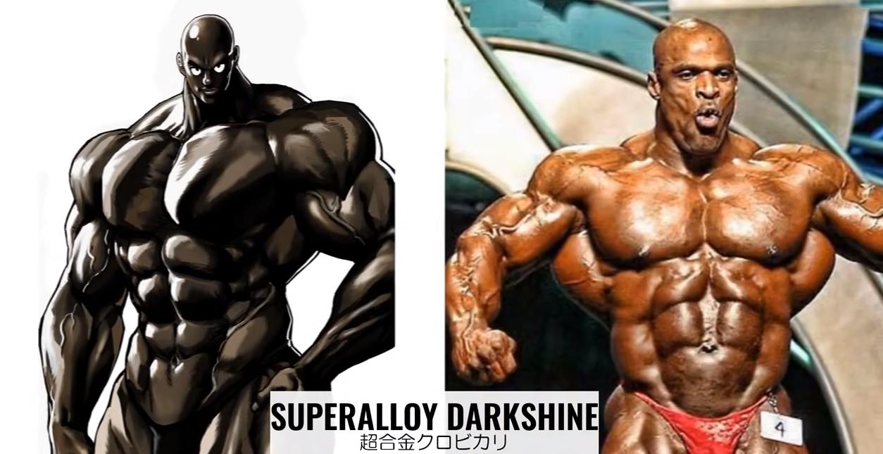 一拳超人S級英雄真人版,龍卷長腿吸睛無數,黑光和背心有內味了