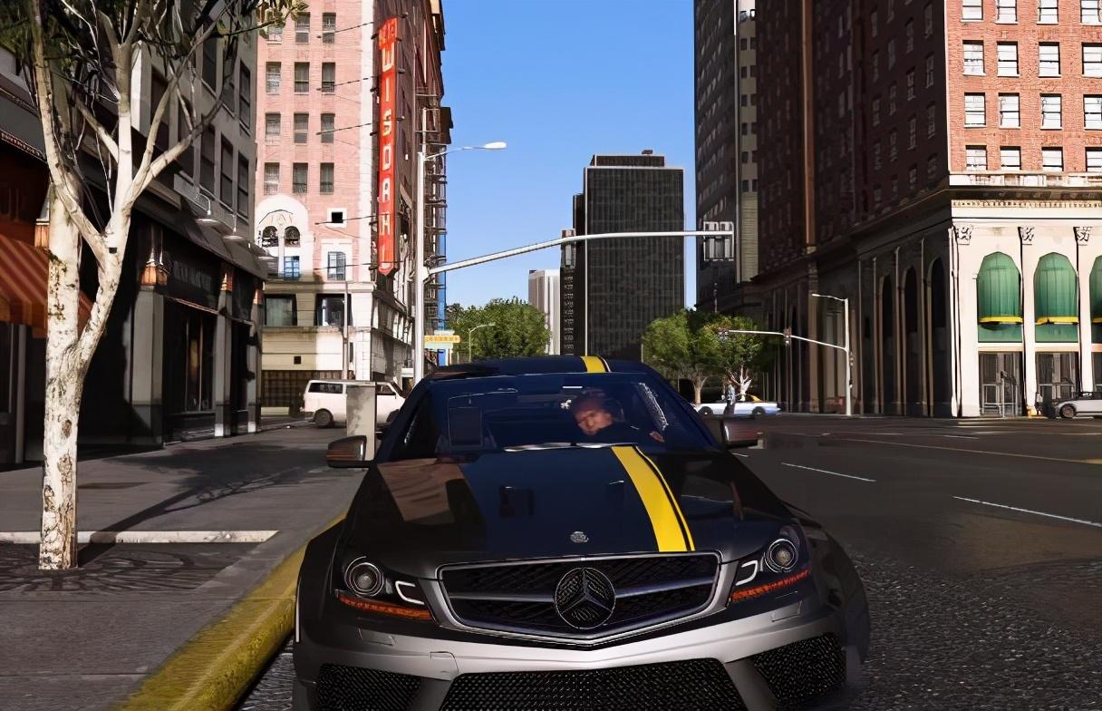 RTX3090下的《GTA5》是什么样子?堪比2.0版本的存在