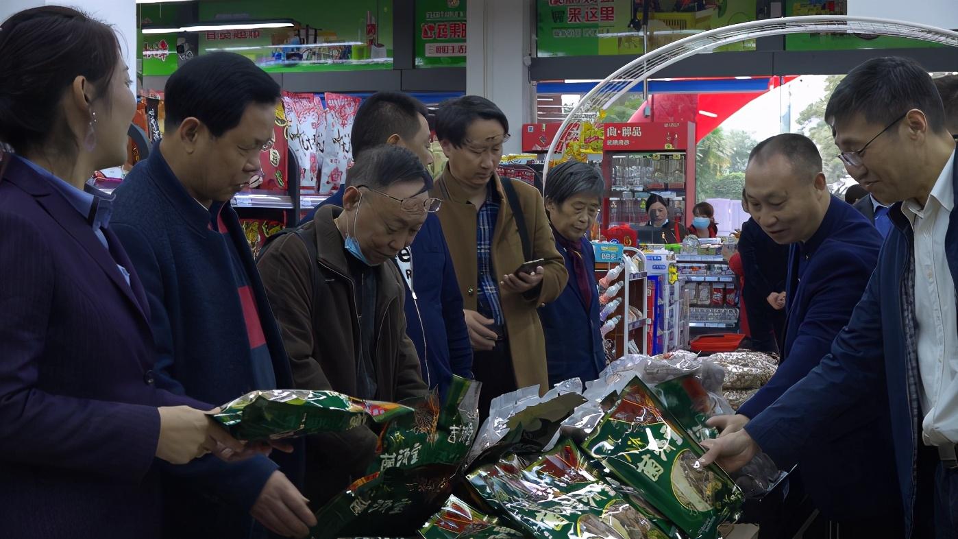 中国农业科技下乡专家团四川工作站调研组赴乐山调研三圆虹发展