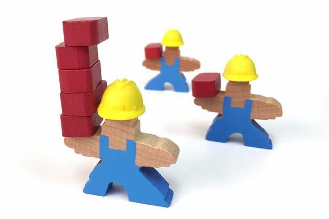 《疯狂建筑工》们快醒醒!该去工地上认真搬砖了