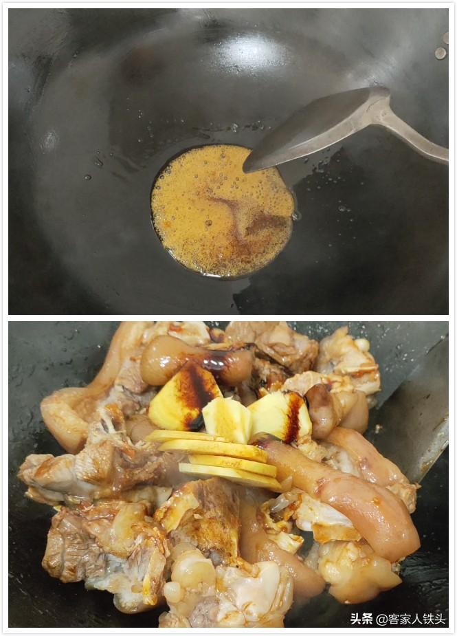 愛吃豬腳? 不要加大料做,試試客家一鍋傳統做法,吃一口就愛上