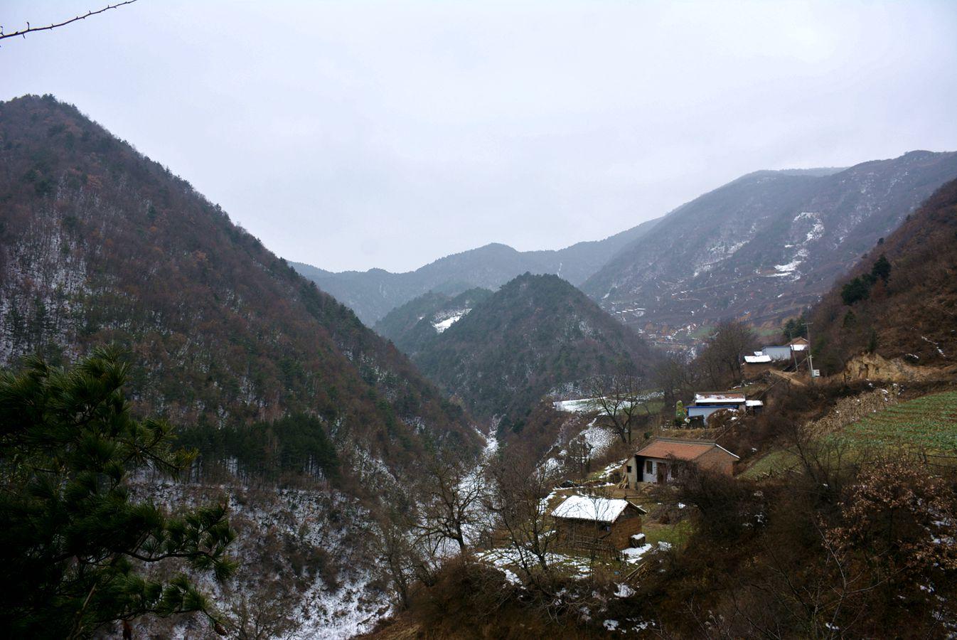 白石峪秦汉古道探秘