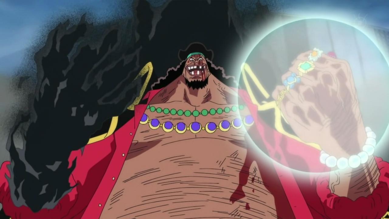 海賊王:D之一族擁有6顆果實,黑胡子是奇兵,龍的果實待證實