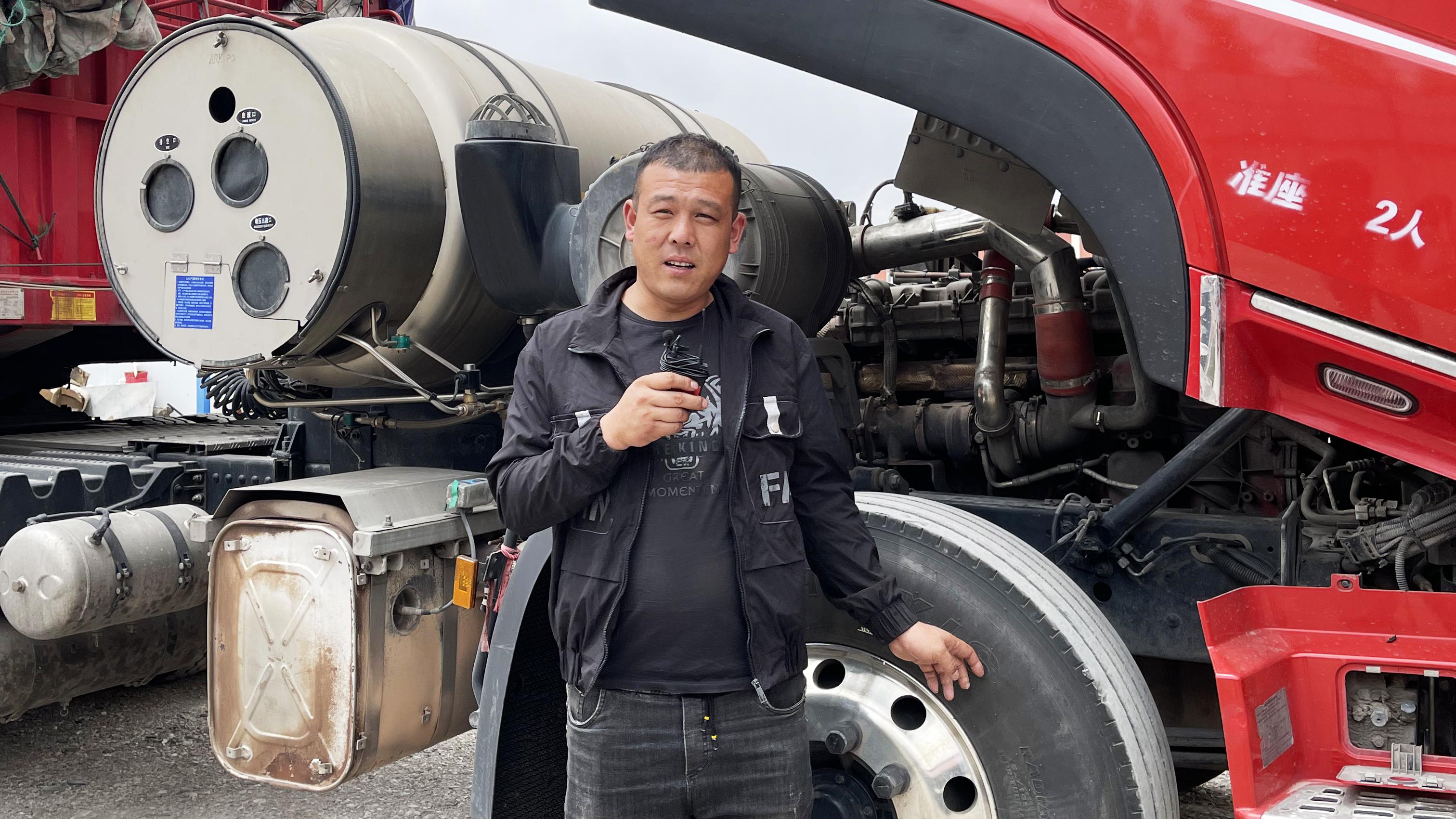 """玉柴:东风燃气重卡征服丝绸之路的""""超级拍档"""""""
