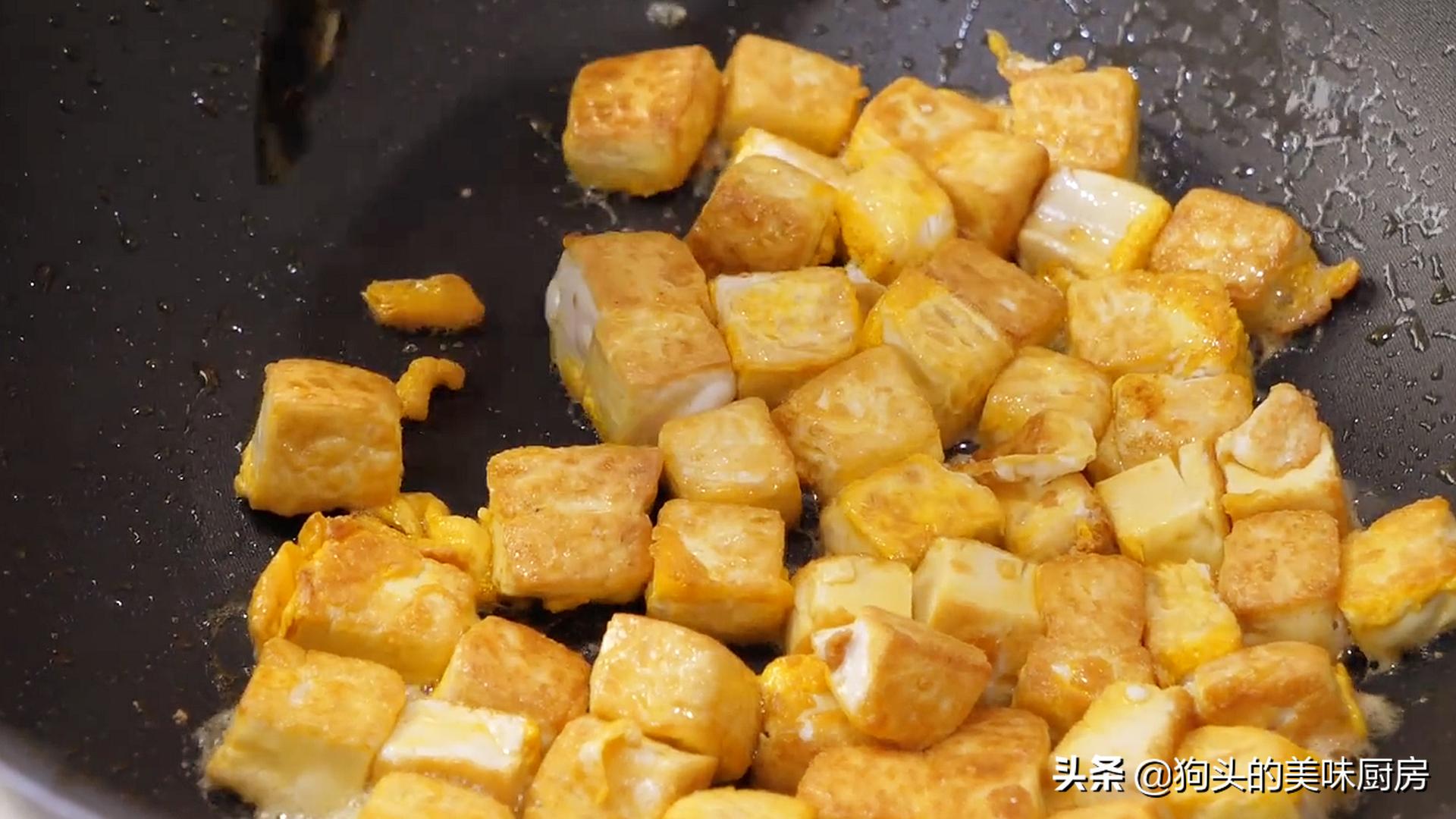豆腐和它最配,简单易做,味道鲜美,比麻婆豆腐好吃,上桌就光盘 美食做法 第8张