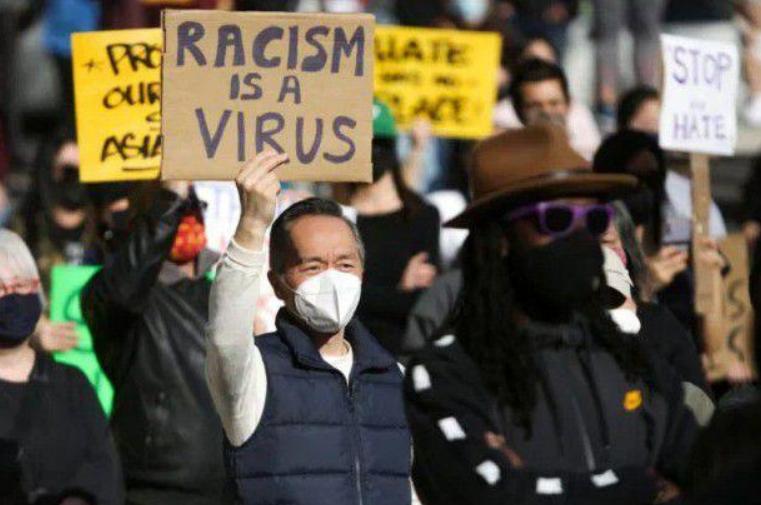一年後的現在,她為說「中國病毒」道歉