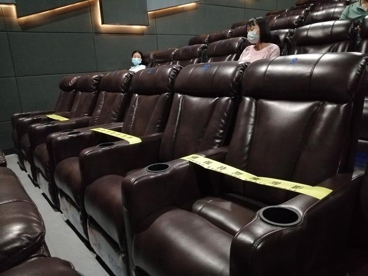 疫情过后,第一次去电影院看电影,感受真的不一样
