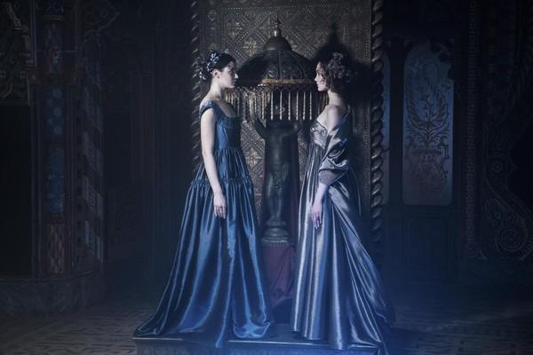 DIOR拍出极梦幻塔罗时装 塔罗牌女祭司、恶魔服装仙气爆棚  第7张