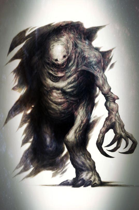 克苏鲁神话生物——空鬼