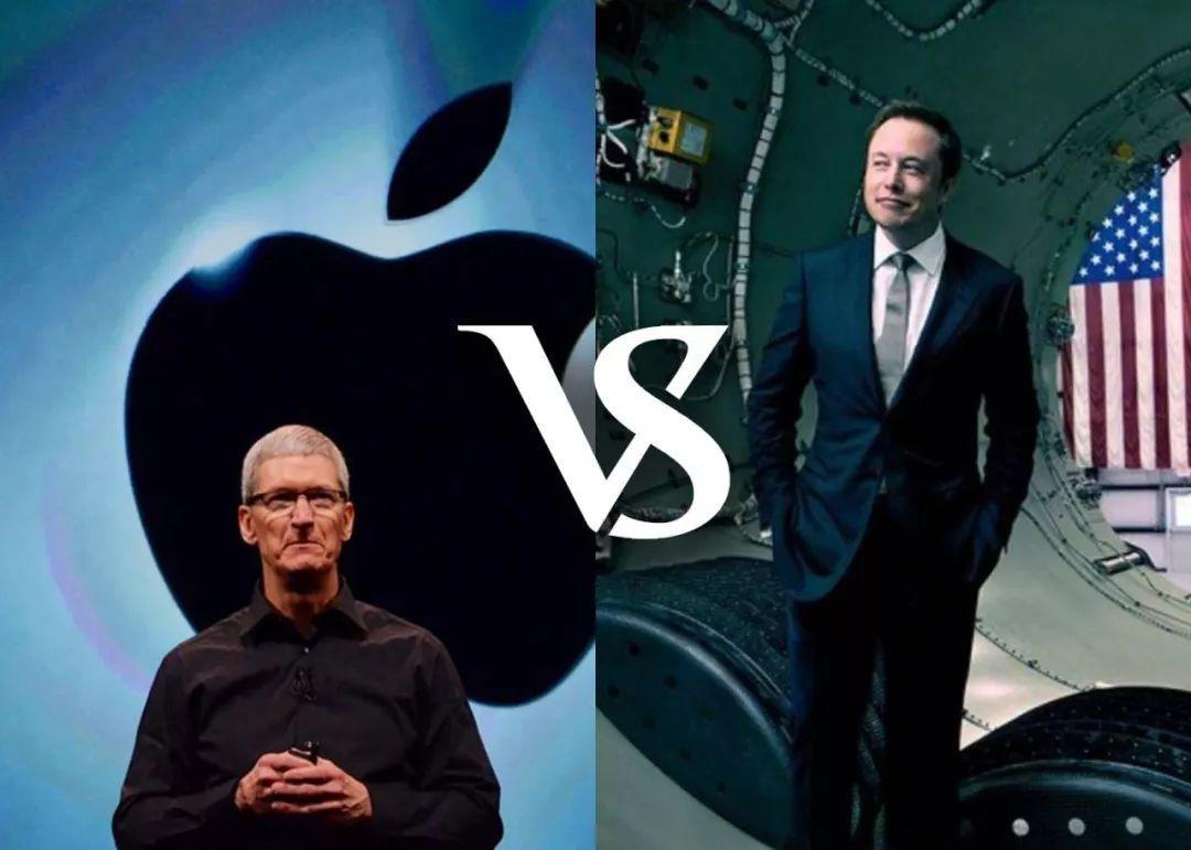 """这个叫""""未来""""的汽车,会是一个苹果吗?"""
