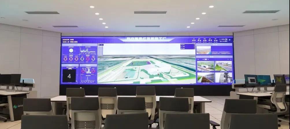 海克斯康5G智能工厂,让智能制造更快一步
